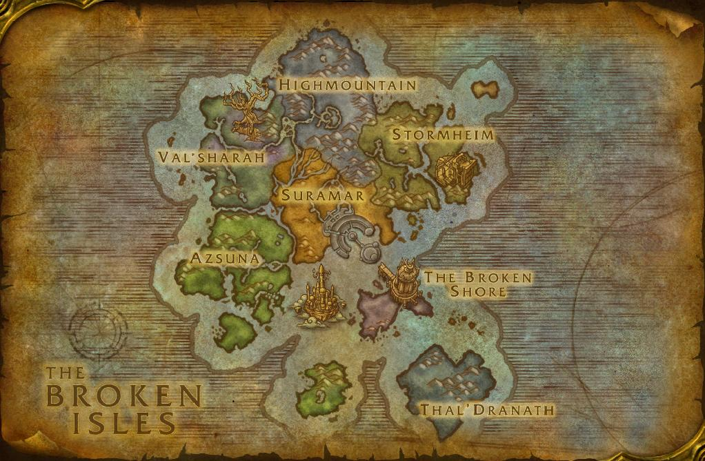 Emissary Boxes World Quests (Any)